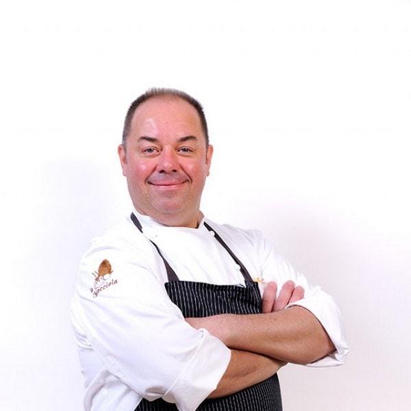 Athos Migliari / Al Mèni Rimini / chef