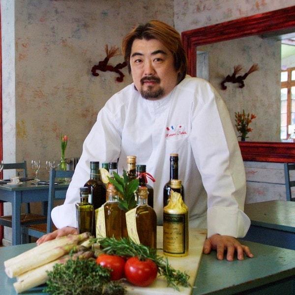 Katsumi Ishida / Al Mèni Rimini / chef
