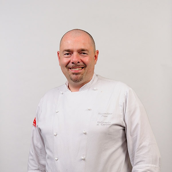 Massimiliano Poggi / Al Mèni Rimini / chef