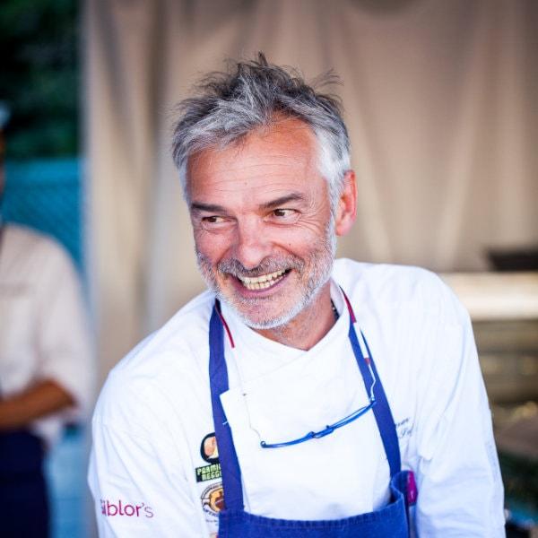 Silver Succi / Al Mèni Rimini / chef