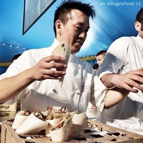 Takahiko Kondo / Al Mèni Rimini / chef