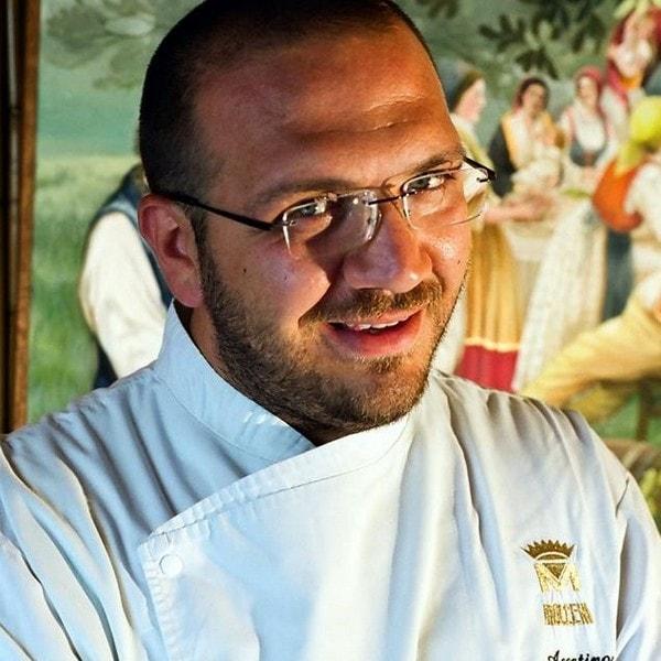 Agostino Iacobucci / Al Mèni Rimini / chef