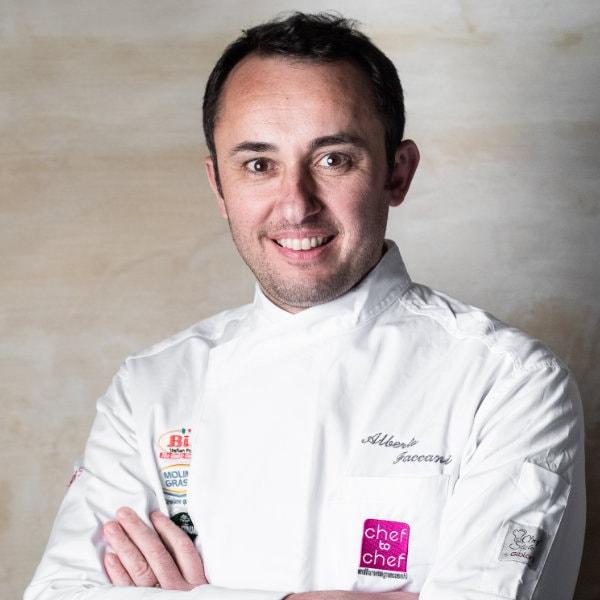 Alberto Faccani / Al Mèni Rimini / chef