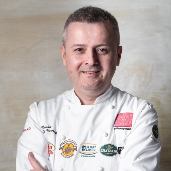 Claudio Di Bernardo / Al Mèni Rimini / chef
