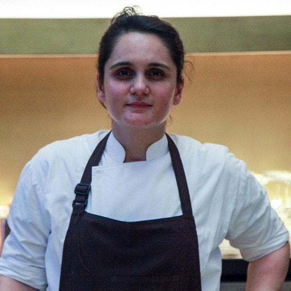 Garima Arora / Al Mèni Rimini / chef