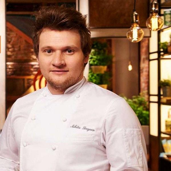 Nikita Sergeev / Al Mèni Rimini / chef