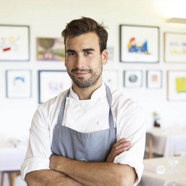 Pedro Pena Bastos / Al Mèni Rimini / chef