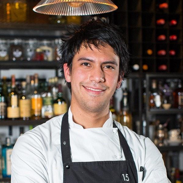 Santiago Lastra Rodriguez / Al Mèni Rimini / chef