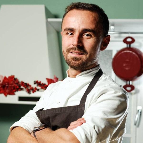 Bledar Kola / Al Mèni Rimini / chef