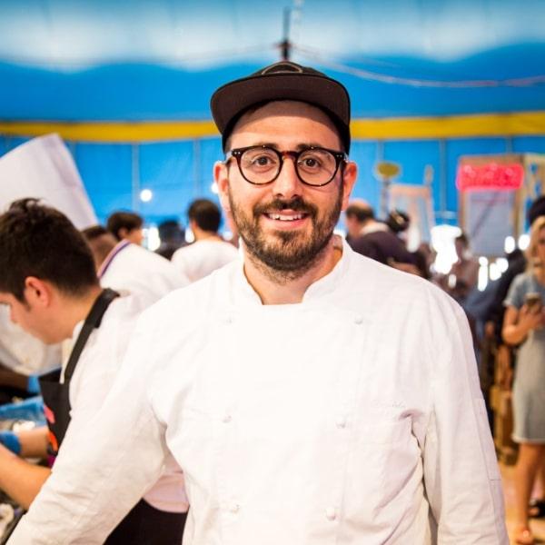 Davide Di Fabio / Al Mèni Rimini / chef