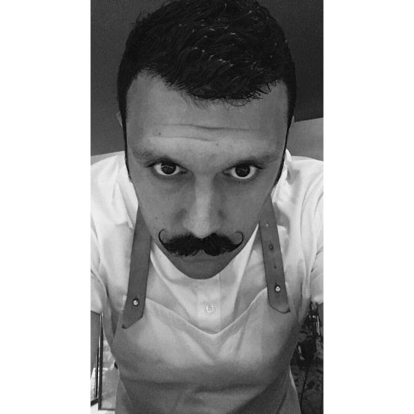 Francisco Pancho Cardenas / Al Mèni Rimini / chef