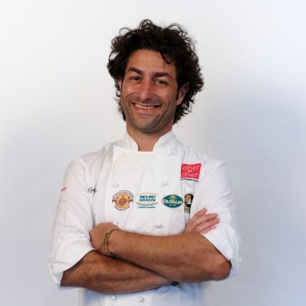 Giovanni Cuocci / Al Mèni Rimini / chef