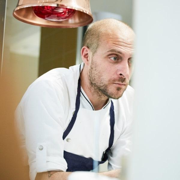Giovanni Passerini Rino / Al Mèni Rimini / chef