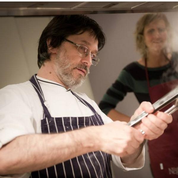Marco Cavallucci / Al Mèni Rimini / chef