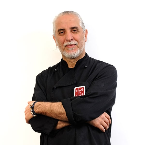 Mario Ferrara / Al Mèni Rimini / chef
