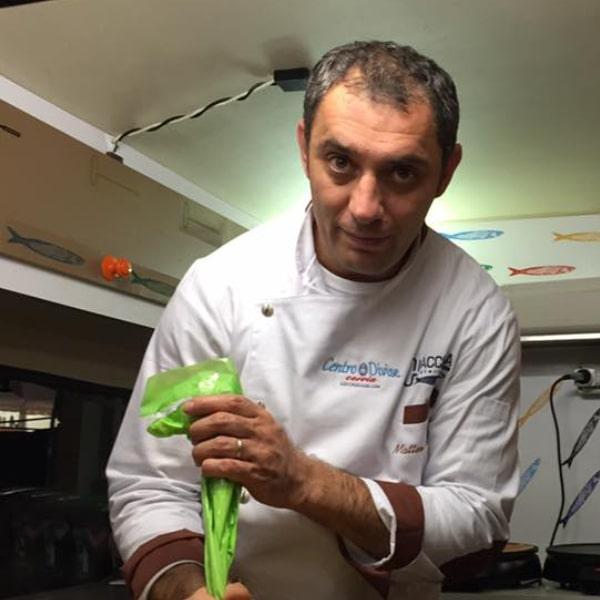Matteo Salbaroli / Al Mèni Rimini / chef