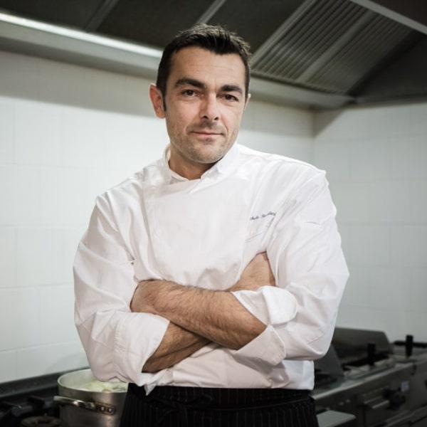 Michele Bacilieri / Al Mèni Rimini / chef