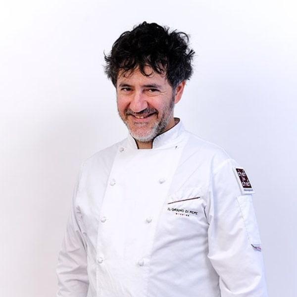 Rino Duca / Al Mèni Rimini / chef