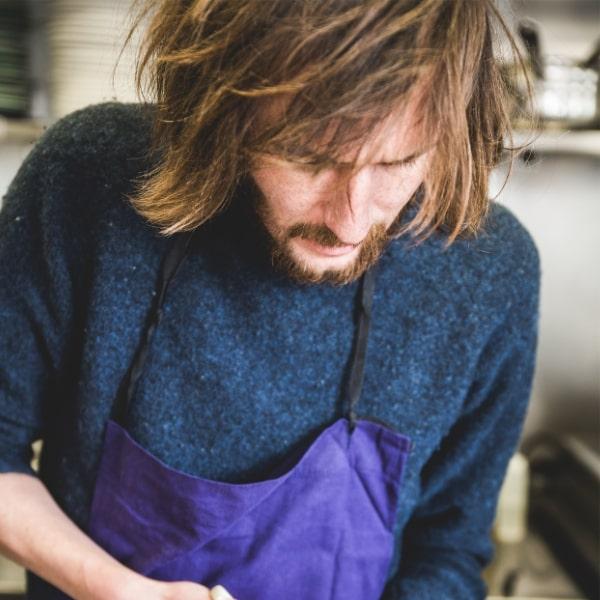 Romain Tischenko / Al Mèni Rimini / chef