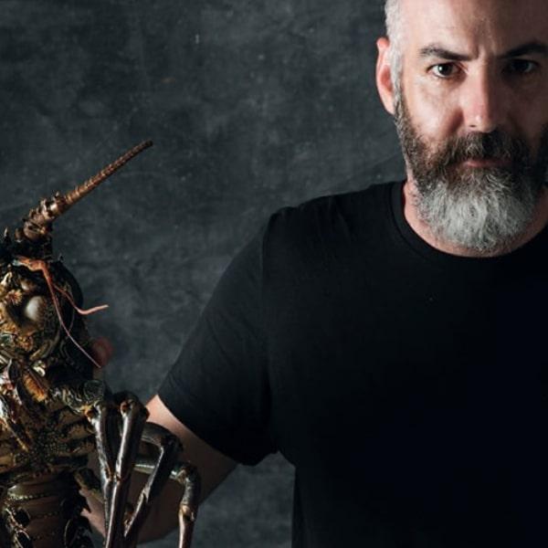 Tim Butler / Al Mèni Rimini / chef