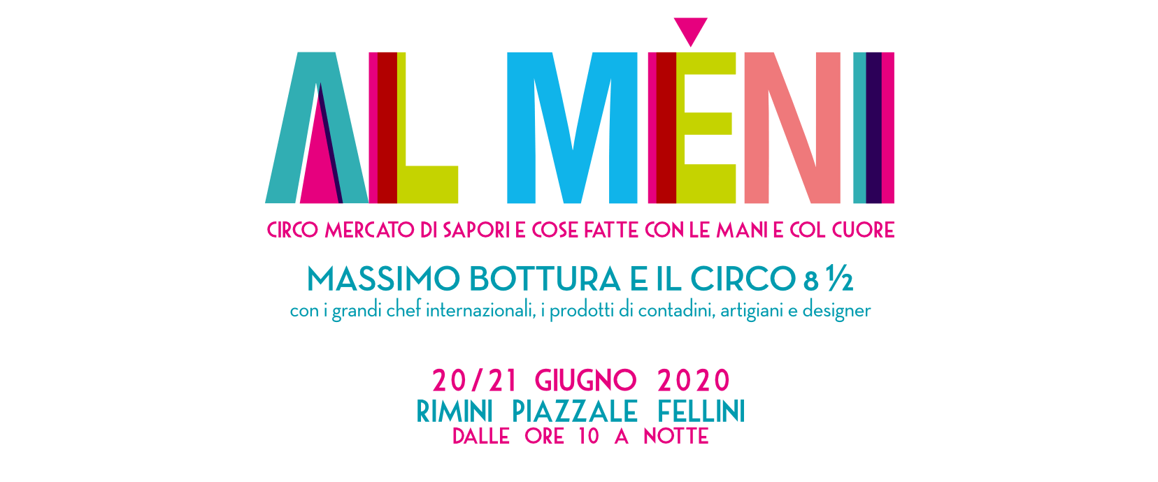 Al Mèni | 20-21 giugno 2020 | Rimini