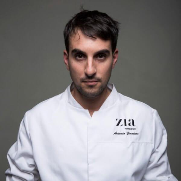 Antonio Ziantoni / Al Mèni Rimini / chef