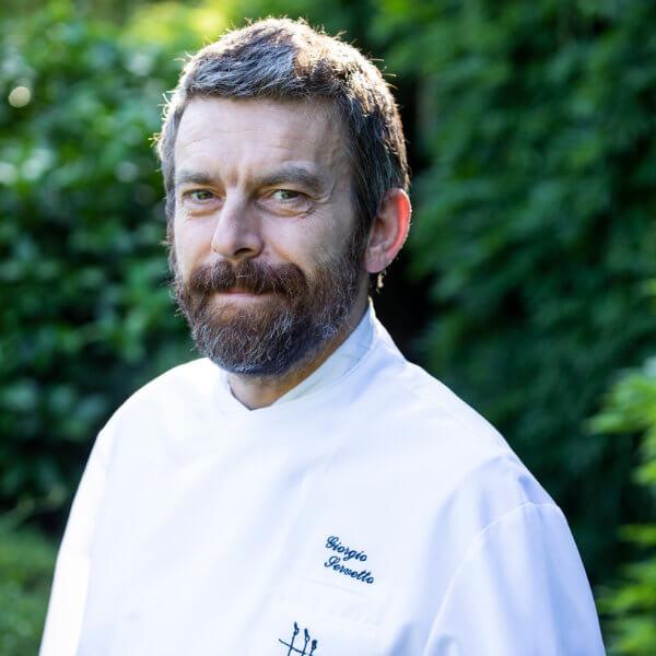 Giorgio Servetto / Al Mèni Rimini / chef