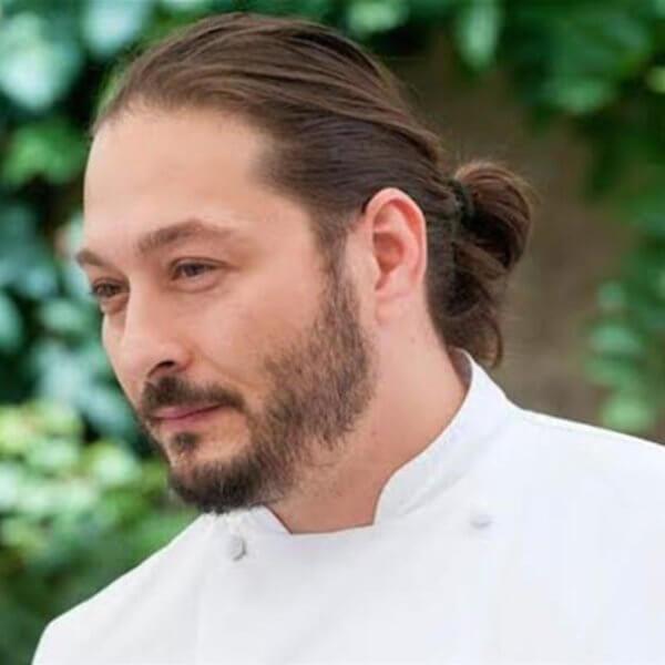Giuseppe Rambaldi / Al Mèni Rimini / chef