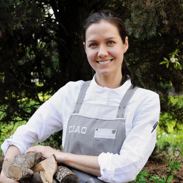 Jessica Rosval / Al Mèni Rimini / chef
