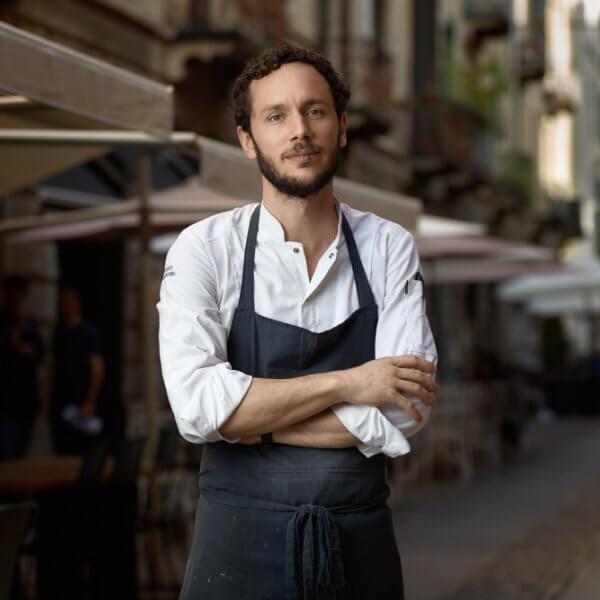 Marco Ambrosino / Al Mèni Rimini / chef